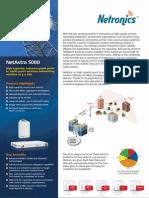 Netronics NetAstra 5000 Brochure and Datasheet-LR