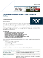 Ciscomag 14-Dossier-La Deuxieme Generation Netflow Cisco IOS Flexible Netflow