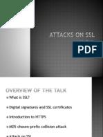 3.Attacks on SSL