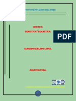 Semantica y Semiotic A- Alfredo