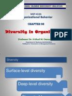 OB Week2 Diversity