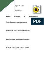 Tarea 4 Estructura Del Manometro