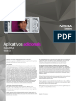 Nokia N95 v2 Application Guide PT