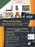 Editoria scolastica digitale - Giuseppe Di Tonto