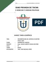 Avance Tarea Academica Informatica Juridica