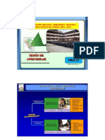 MODELO DE SESIÓN DE APRENDIZAJE 2012