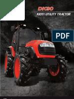 Catálogo Kioti DK-903