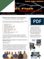 OSHA's Top Ten Violations of 2011 Newsletter