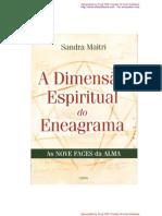A Dimensão Espiritual do Eneagrama - As Noves Faces da Alma - Sandra Maitri