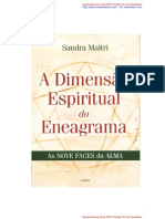 A Dimensão Espiritual do Eneagrama - As Noves Faces da Alma - Sandra Maitri