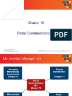Retail Communications Mix