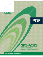 Manual Gps Achs