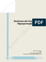 Síndrome del intestino Hiperpermeable