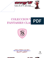 Vs Fantasies Clasica