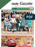 Platinum Gazette 27 April 2012