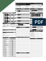 Character Sheet 4 Old