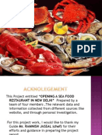 New Ppt of Seafood