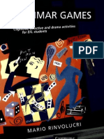 Grammar Games Cognitive Affective and Drama Activities for EFL Students