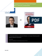Analyse des 60 engagements pour la France de François Hollande