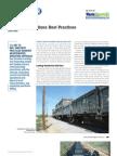 Rail Yard Operations