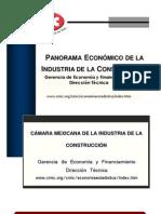 Panorama Economico de La Ind de La Construccion 2011