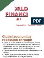 World Financial Crisis