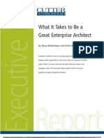 How to Be A Great Enterprise Architect