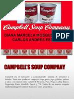 CAMPBELL'S SOUP COMPANY DIAPOSITIVAS