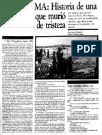 Pellegrini, Geronima - Historia de una mapuche que murió de tristeza, 1982