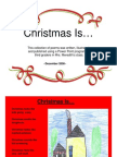 Class Christmas Poem