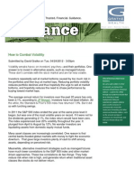 Combating Volatility-Gratke Wealth