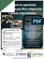 Afiche Seminario de Economia
