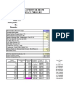 BHP Calculation