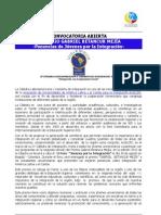II Convocatoria Abierta Premios Gabriel Betancur Mejia