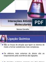 Ligacões Quimicas