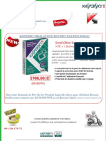 1-Promotion Kaspersky Small Office 5 Pc Et 1