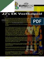 JJ EK Voetbalpool