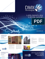 DMX LED Displays Catalogue