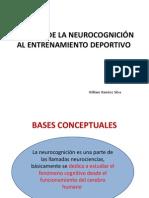 Aportes de La Neurocognicioon Al Entrenamiento Deportivo