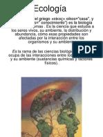 EcologíaBiodiversidad