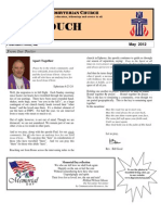 May 2 Newsletter 2012