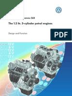 Ssp 260_the 1.2ltr 3 Cylinder Petrol Engine s