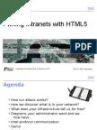 Pawning Intranets HTML5