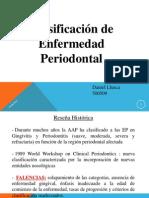 Clasificación+Periodontal Daniel Llusca