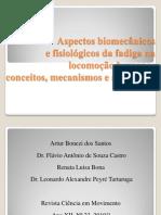 Aspectos biomecânicos