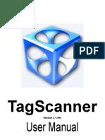 Tag Scanner Manual