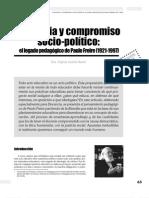 Docencia y compromiso socio-político