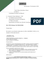 Resposta Bovespa GAE-CREM 2923 2008