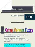 AB-Fuzzy Logic -Logic Operations