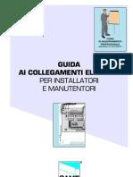 CAME Guida Ai Collegamenti Eletrtici